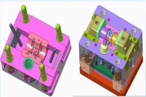 Portfolio for CAD Design  Mold Design  Vessel Design