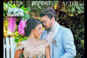 Portfolio for Professional Photo Editing&Retouch