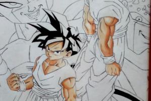 Portfolio for Manga / Comic book illustrations