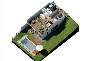 Portfolio for Create REVIT Model from CAD, PDF or JPEG