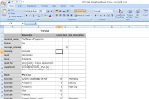 Portfolio for data entry, web research lead generation