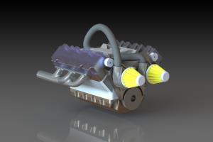 Portfolio for Design Engineer. 3D Design|CAD|Drafting