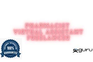Portfolio for consultancy as registered pharmacist.