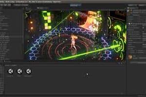 Portfolio for Unity 3D expert