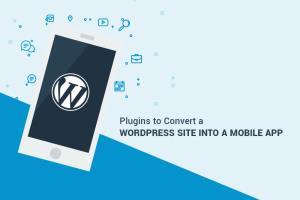 Portfolio for WordPress to Mobile app development