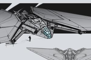 Portfolio for Concept Artist and Illustrator