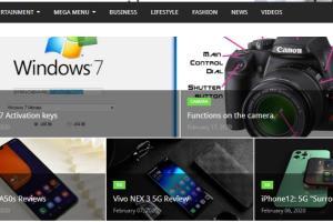 Portfolio for Wordpress, HTML and Responsive Website D