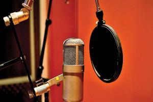 Portfolio for Voice Over Recorder special