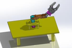 Portfolio for 3D designs and modeling and 2D AutoCad