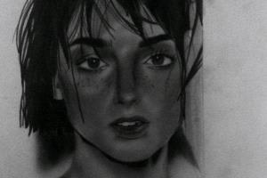 Portfolio for Charcoal Portrait