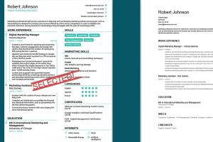 Portfolio for CV/RESUME MAKER