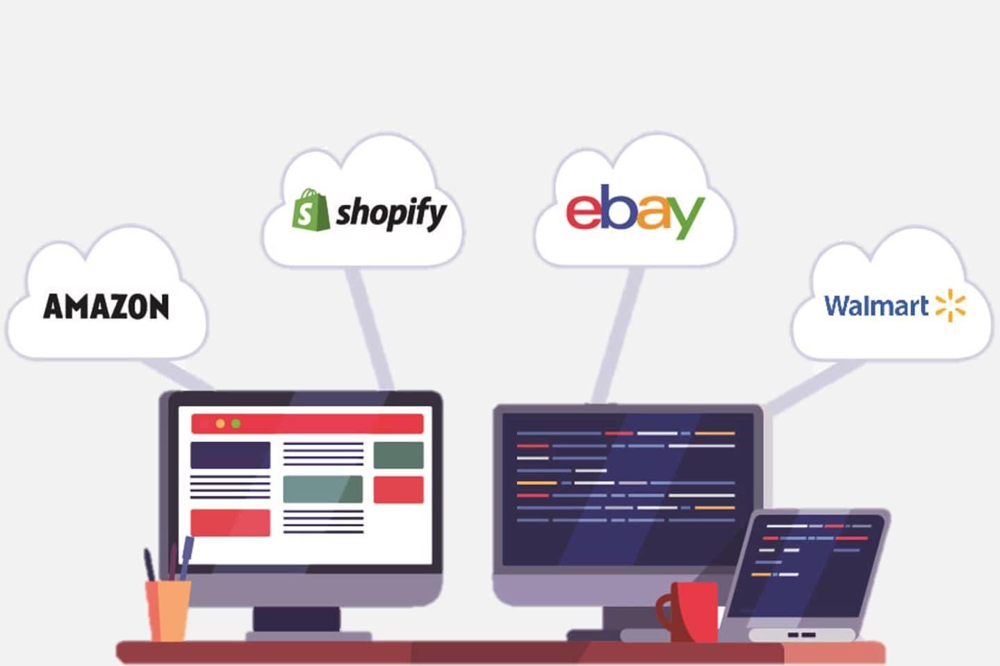 Portfolio for E commerce Website & Account Management