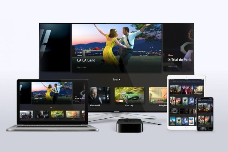 Portfolio for Live Streaming IPTV, Smart TV Service