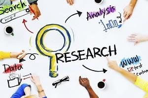 Portfolio for Research
