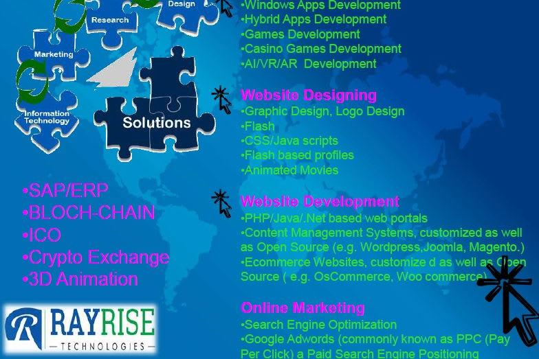 Portfolio for Website Design I Development