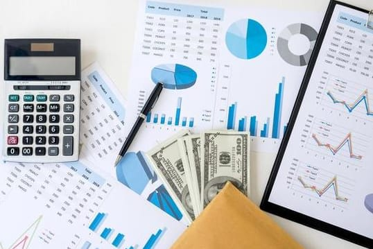 Portfolio for Accounting & Financial Reporting