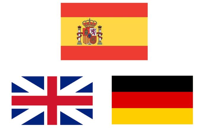 Portfolio for professionally translate english, german