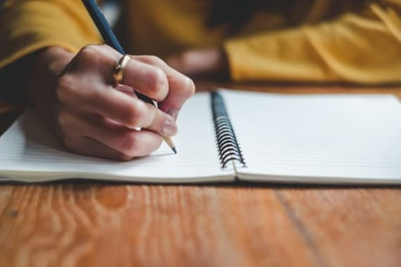 Portfolio for article writer