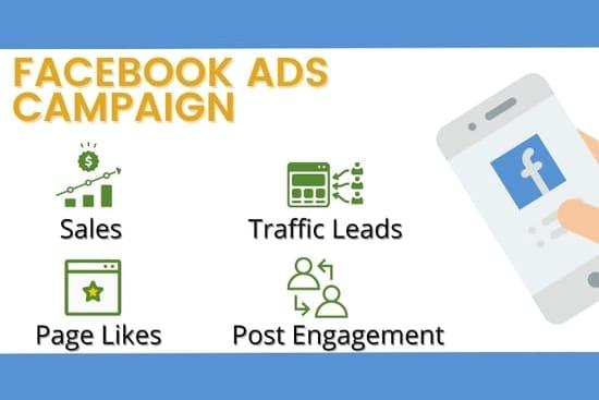 Portfolio for Facebook Advertising and Marketing