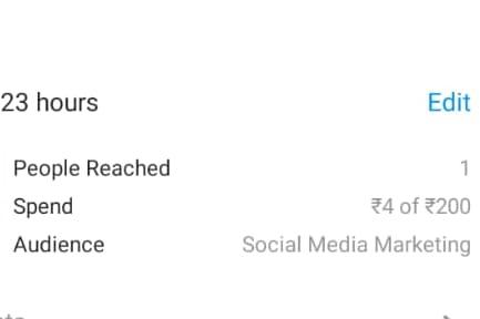 Portfolio for Social Media Advertising & Marketing.