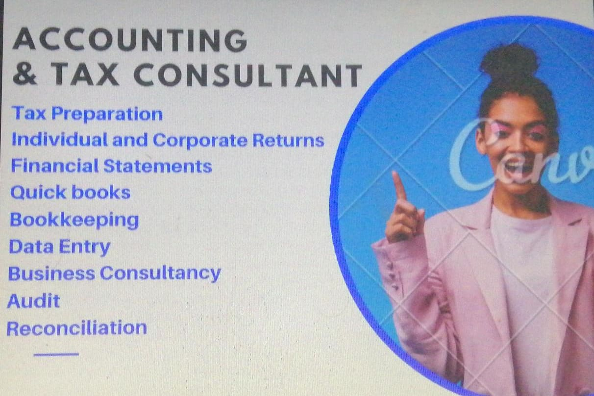 Portfolio for Accounting and Tax