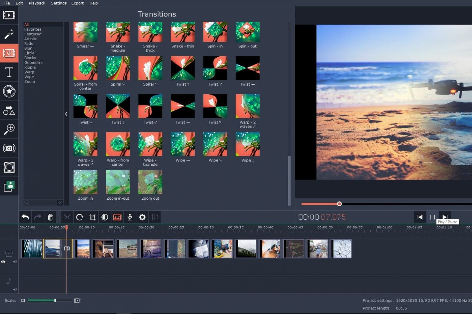 Portfolio for Video Editor and Sound amplification