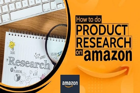 Portfolio for amazon product research for FBA PL