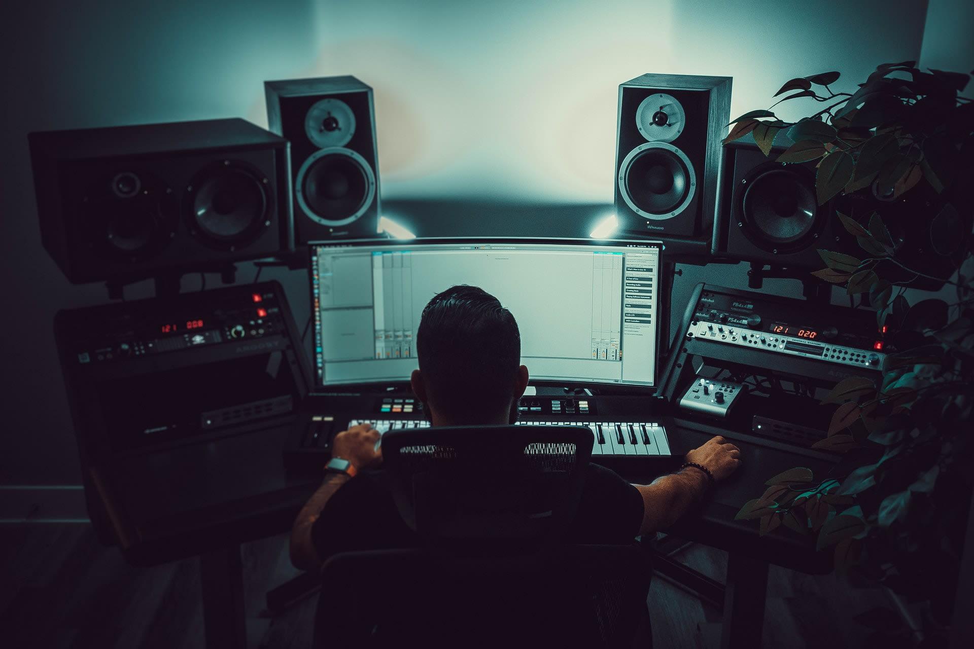 Portfolio for podcast/audio editing