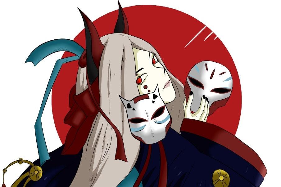 Portfolio for Cartoon or Manga Character design