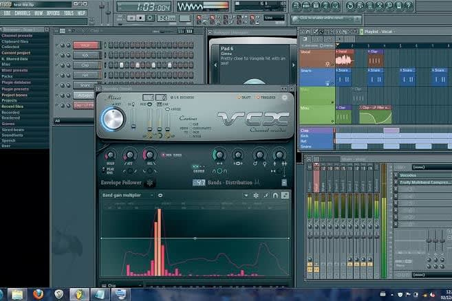 Portfolio for Music Production