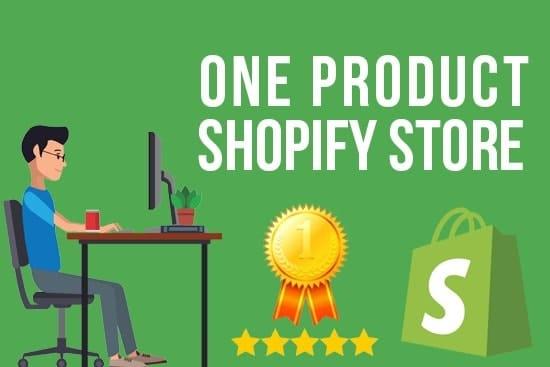 Portfolio for Shopify Store Design