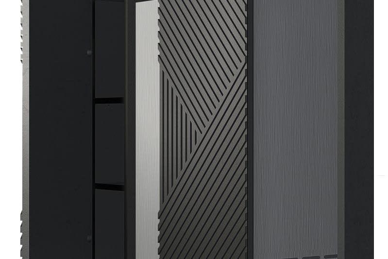 Portfolio for Furniture design: sample cabinet design