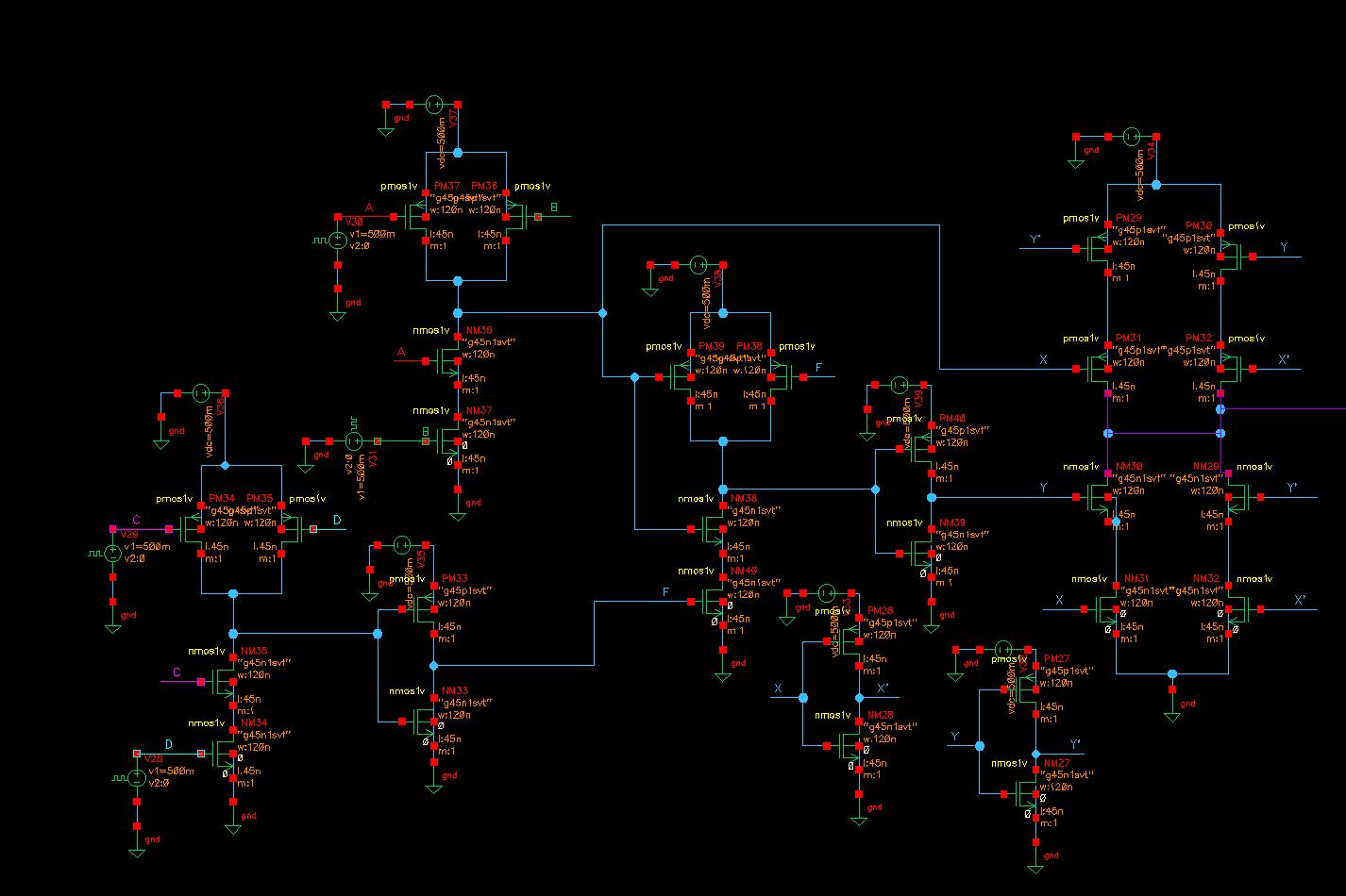 Portfolio for Circuit Design, PCB layout, Data Entry