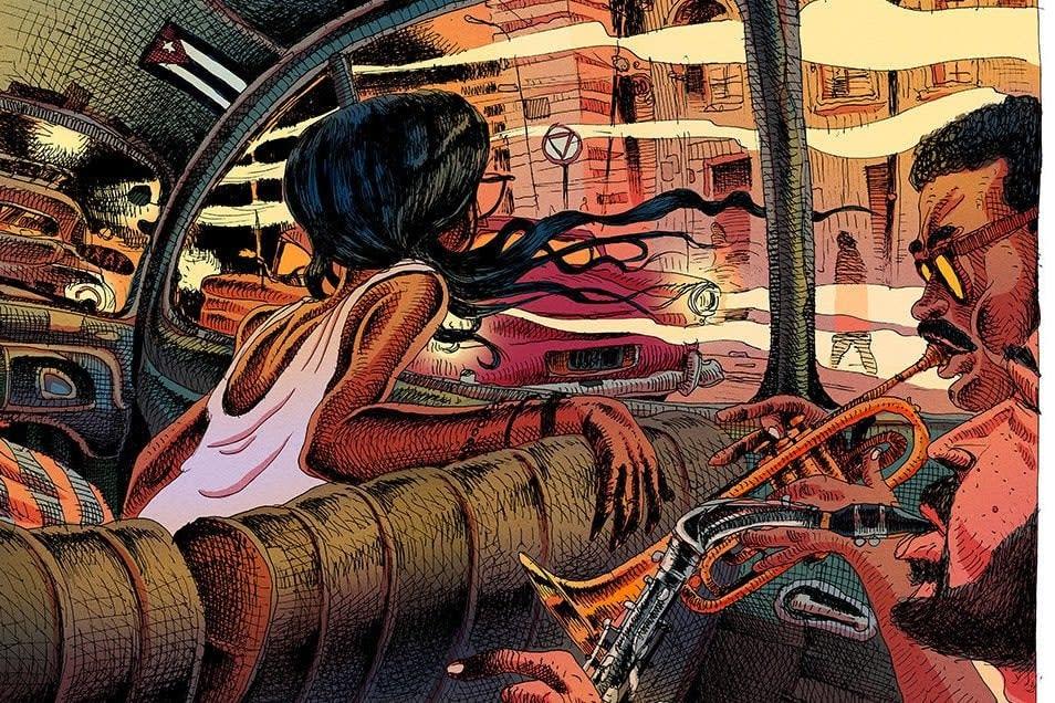 Portfolio for comic book art storyboard fantasy art