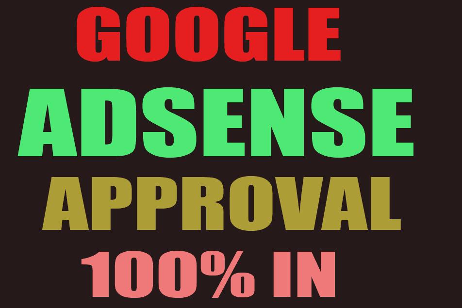 Portfolio for GOOGLE ADSENSE APPROVAL
