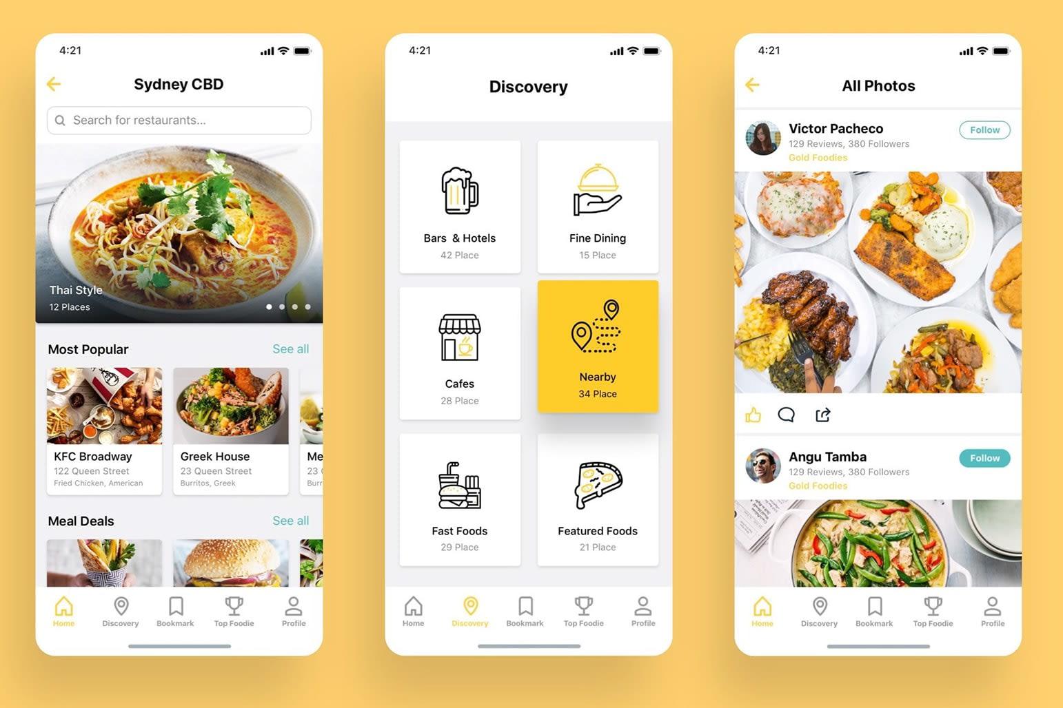 Portfolio for Flutter Expert   Android & IOS app