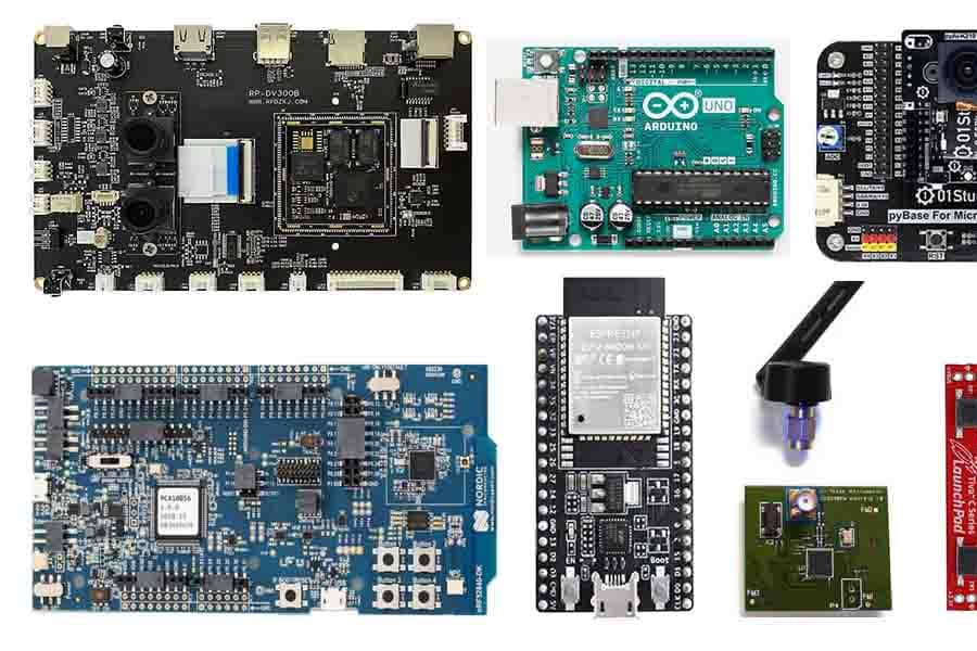 Portfolio for Embedded Linux