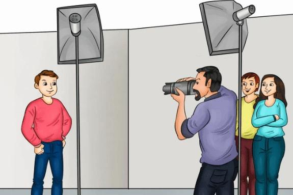 Portfolio for 3d animation video