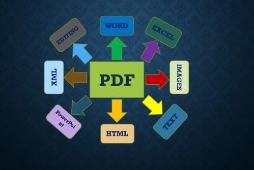 Portfolio for PDF to WORD, EXCEL or PPT.  & Formatting