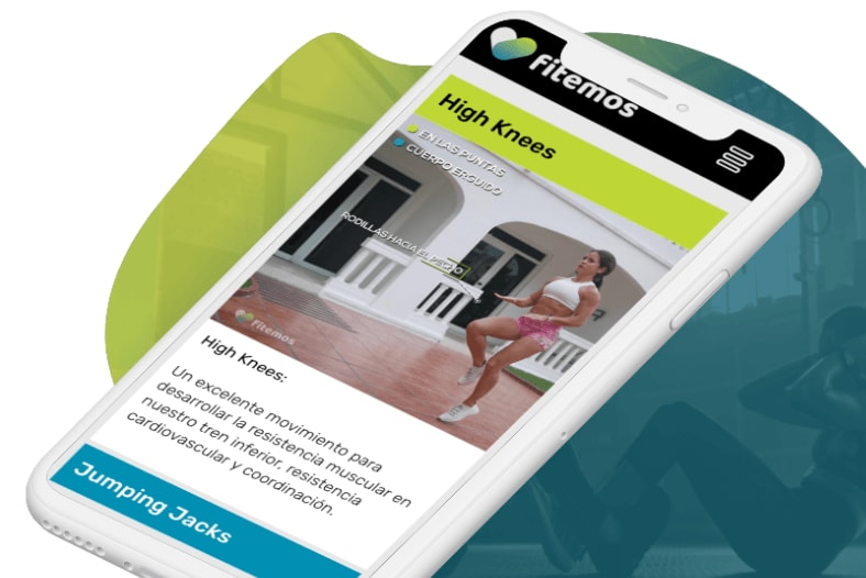 Portfolio for SPA & Mobile App Development using React