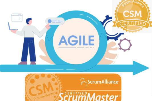 Portfolio for Scrum Master (CSM®)