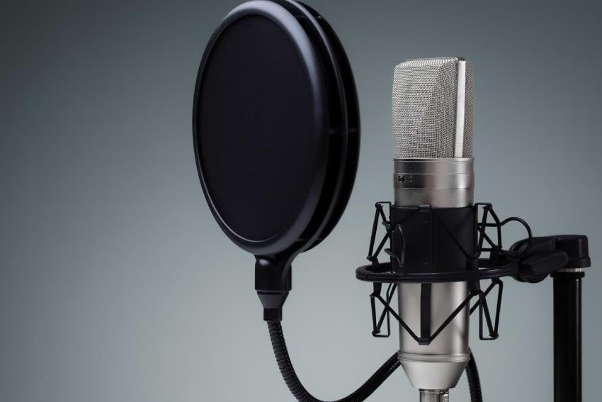 Portfolio for Voiceover