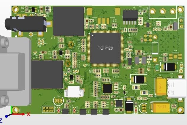 Portfolio for PCB Layout Design