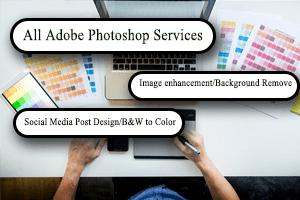 Portfolio for I will do Adobe Photoshop Work for You.