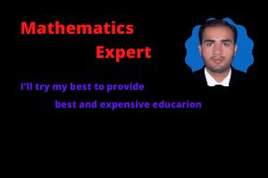 Portfolio for Mathematics