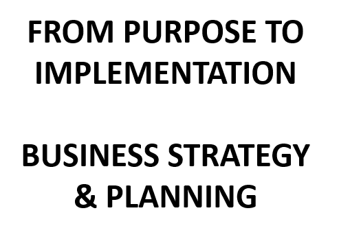 Portfolio for Business Strategy & Planning
