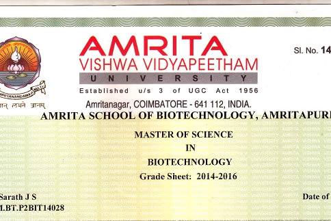 Portfolio for Life-science professional