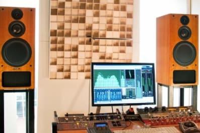 Portfolio for audio mixing and audio mastering