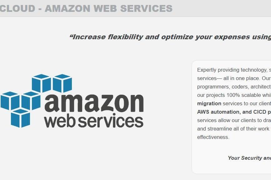 Portfolio for AWS deployment ECS and EKS