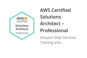 Portfolio for Amazon AWS deployment and administration